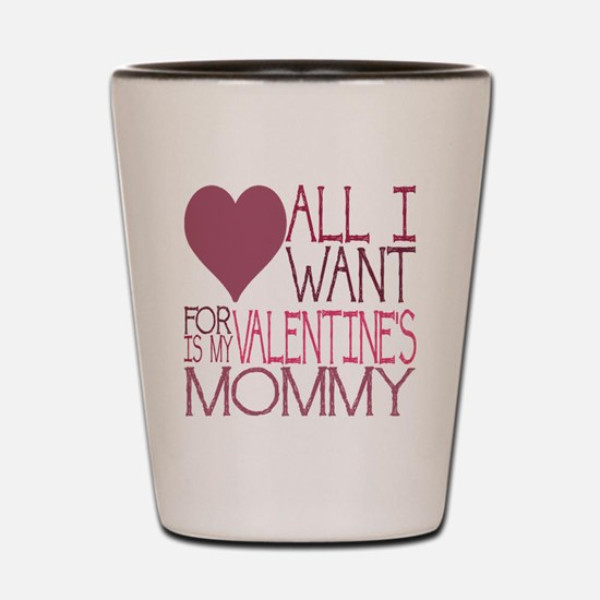 PINK MOMMY Shot Glass