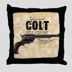 SAA_mouse Throw Pillow