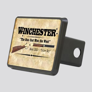 winchester_mouse Rectangular Hitch Cover