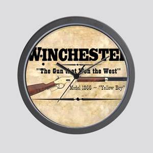 winchester_mouse Wall Clock