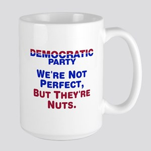 Democrats: We're Not Perfect, But They're Nuts Lar