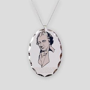 thomas-paine-DKT Necklace Oval Charm