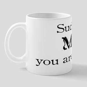 MS White 12x12 Mug