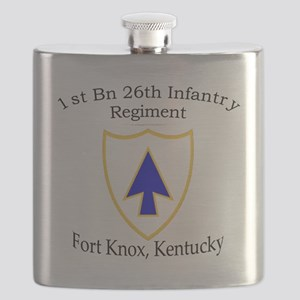 1st Bn 26th Infantry Flask