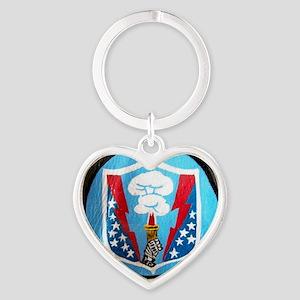 VA-176 Insignia Heart Keychain