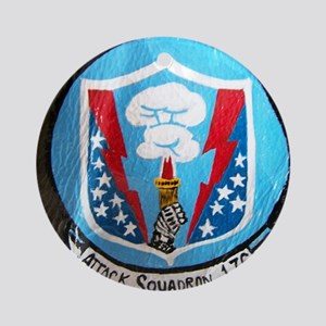 VA-176 Insignia Round Ornament