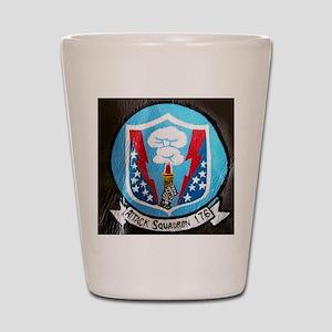 VA-176 Insignia Shot Glass