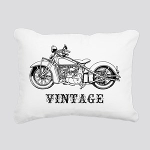 classic2-vint-LTT Rectangular Canvas Pillow