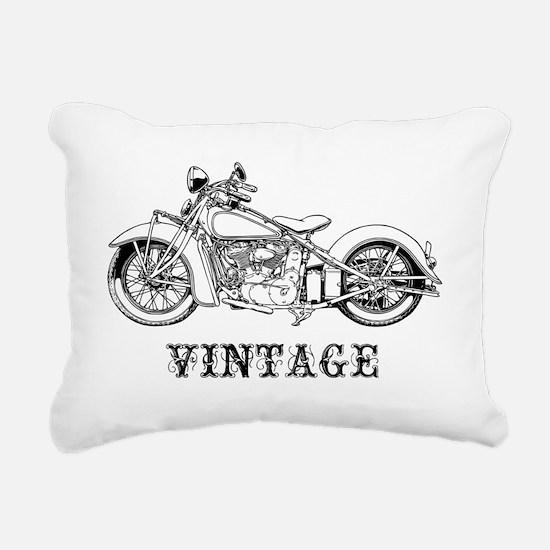 classic2-vint-LTT Rectangular Canvas Pillow