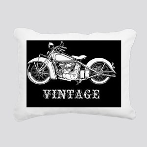 classic2-vint-OV Rectangular Canvas Pillow