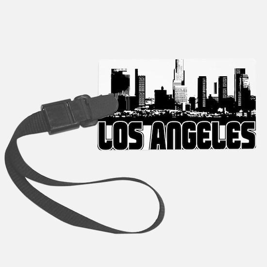 Los Angeles Skyline Luggage Tag