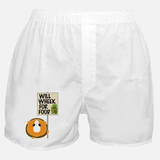 willwheekforfood Boxer Shorts