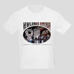 Remembering 9/11 Kids T-Shirt