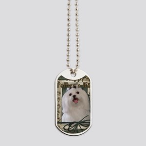 Stone_Paws_Maltese Dog Tags
