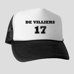 devilliers17_black Trucker Hat