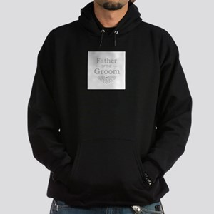 Father of the Groom silver Hoody