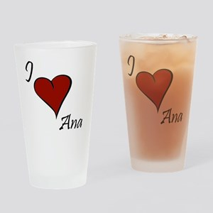 Ana Drinking Glass