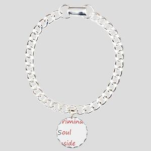 csi Charm Bracelet, One Charm