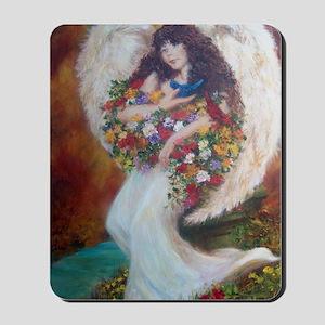 Earth Angel LorAnge Art Mousepad