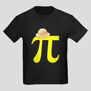 Pi a la mode Kids Dark T-Shirt