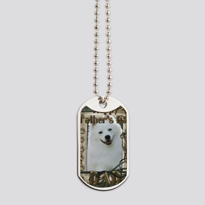 Stone_Paws_American_Eskimo_Dad Dog Tags