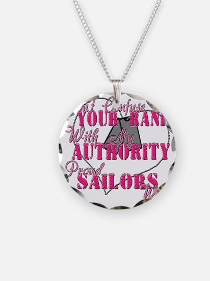 confuse sailors Necklace