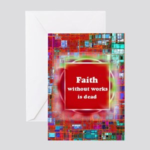 Untitled - 4r Greeting Card