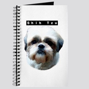 Shih Tzu Head Journal