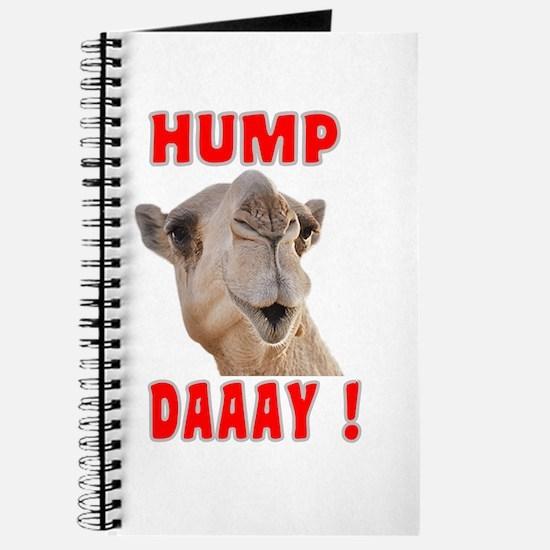 Hump Daaay Camel Journal