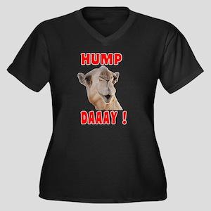 Hump Daaay Camel Plus Size T-Shirt