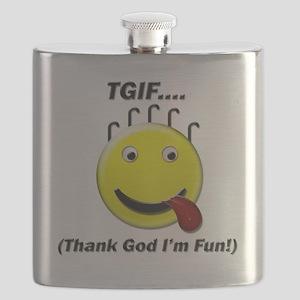TGIF Flask