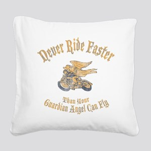 angel-fast-DKT Square Canvas Pillow