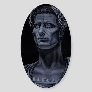 Julius Caesar Sticker (Oval)