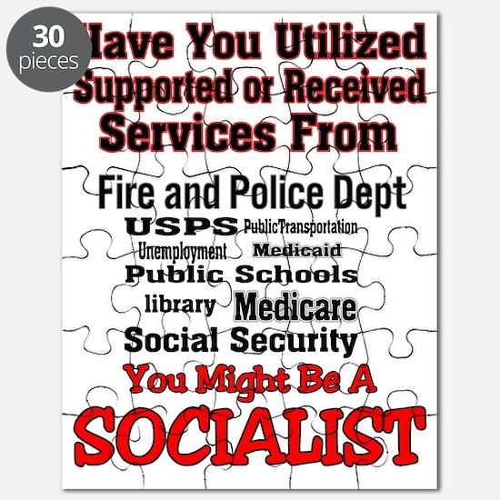 socialist Puzzle