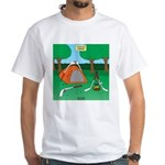 Canadian Camping White T-Shirt