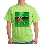 Canadian Camping Green T-Shirt