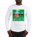 Canadian Camping Long Sleeve T-Shirt