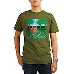 Canadian Camping Organic Men's T-Shirt (dark)