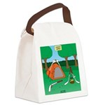 Canadian Camping Canvas Lunch Bag