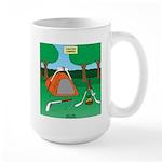 Canadian Camping 15 oz Ceramic Large Mug