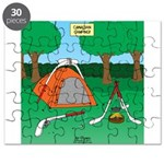 Canadian Camping Puzzle
