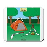 Canadian Camping Mousepad