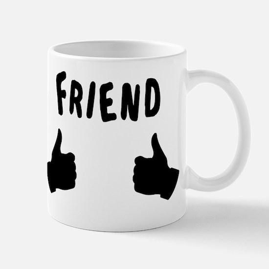 The Inbetweeners - Friend Dark Mug