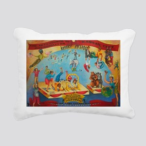 BCBS Painting200dpi16 Rectangular Canvas Pillow