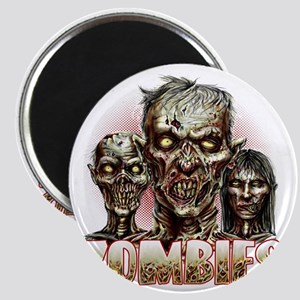 zombies Magnet