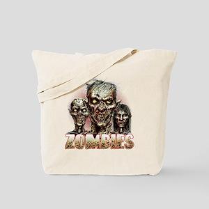zombies Tote Bag