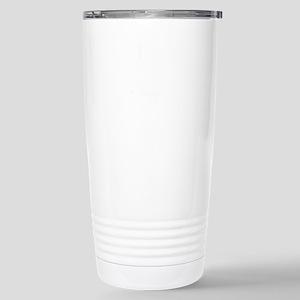 kiltinspect-white Stainless Steel Travel Mug