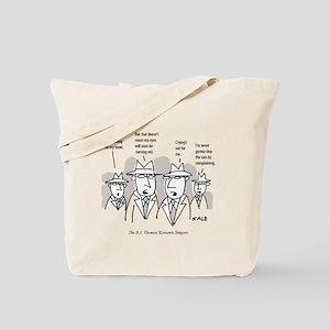MEN_HATS_BJ Thomas Singers Tote Bag