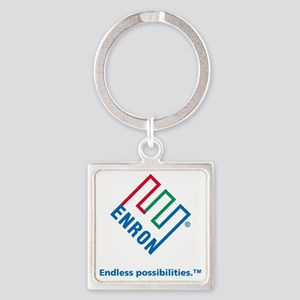 endless Square Keychain
