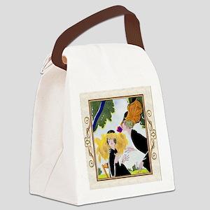 IPAD-1 JAN GDBT-MORGUE Canvas Lunch Bag